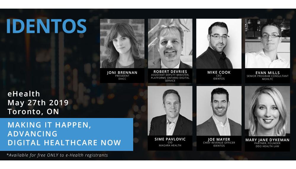 IDENTOS at Identity North 2019 – Toronto