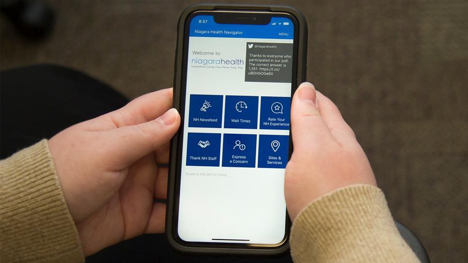 IDENTOS news - Niagara Health Navigator